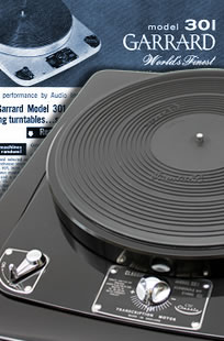 Classic Turntable Company Ltd – Supplying Garrard 301 Turntables